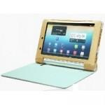 Чехол подставка с рамочной защитой и глянцевым покрытием серия Glossy Shield для Lenovo Yoga Tablet 10