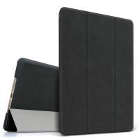Винтажный чехол флип подставка сегментарный для Ipad Mini 4 Черный