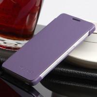 Чехол флип на пластиковой основе для Samsung Galaxy A3 Фиолетовый