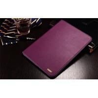 Кожаный чехол подставка с рамочной защитой экрана для Ipad Pro 9.7 Фиолетовый