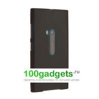 Чехол для Nokia Lumia 920 силиконовый Черный