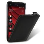Чехол кожаный книжка вертикальная для HTC Butterfly