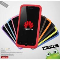 Силиконовый чехол премиум для Huawei Ascend D1