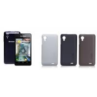 Пластиковый чехол матовый для Lenovo Ideaphone P770