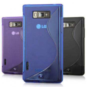 Чехол силиконовый для LG Optimus L7 P705