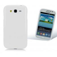 Чехол силиконовый для Samsung Galaxy Grand / Grand Neo Белый