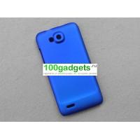 Пластиковый чехол для ZTE Grand Era V985 Синий