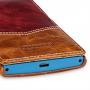 Кожаный эксклюзивный чехол ручной работы для Nokia Lumia 920