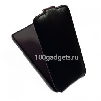 Кожаный чехол книжка для Lenovo IdeaPhone S920