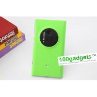 Пластиковый чехол для Nokia Lumia 1020 Зеленый