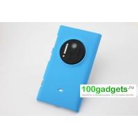 Пластиковый чехол для Nokia Lumia 1020 Голубой