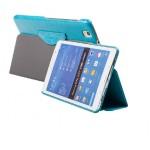 Кожаный чехол смарт флип подставка (нат. кожа) серия First Wish для Samsung Galaxy Tab Pro 8.4