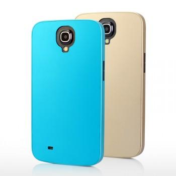Металлический чехол серия Full Cover для Samsung Galaxy Mega 6.3