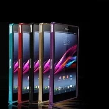 Металлический бампер для Sony Xperia Z Ultra