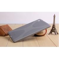 Силиконовый чехол X для Samsung Galaxy Tab Pro 8.4 Серый