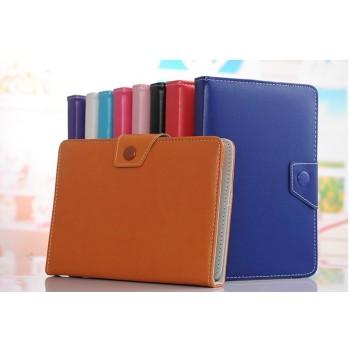 Универсальный чехол портмоне подставка серия Corner Care на угловых зажимах для Huawei MediaPad X1