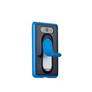 Чехол повышенной защиты с подставкой для Nokia Lumia 820