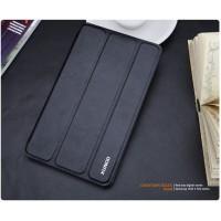 Кожаный чехол смарт флип подставка сегментарный для Samsung Galaxy Tab Pro 8.4 Черный