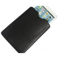 Кожаный чехол мешок для Samsung Galaxy Tab Pro 8.4 Черный