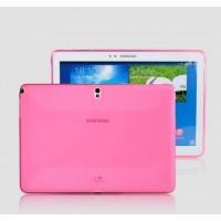 Силиконовый чехол для Samsung Galaxy Note 10.1 2014 Edition Розовый