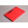 Чехол подставка с рамочной защитой и поддержкой ладони для Lenovo S6000