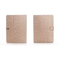 Чехол подставка серия Flasing Diamond для Samsung Galaxy Tab Pro 10.1 Бежевый