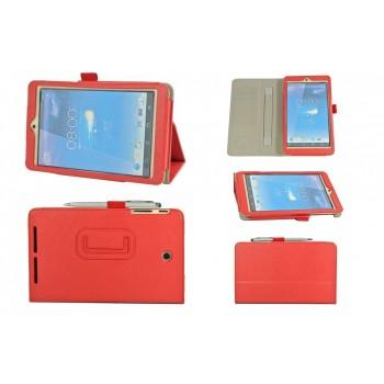 Чехол подставка с внутренними отсеками серия Full Cover для Asus Memo Pad HD 8