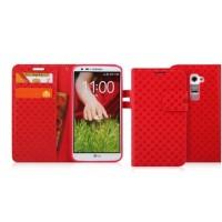 Чехол портмоне с застежкой серия Chessmate для LG Optimus G2