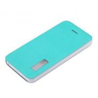 Чехол флип серия Colors для Iphone 5c Голубой