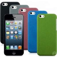 Пластиковый матовый чехол для Iphone 5c