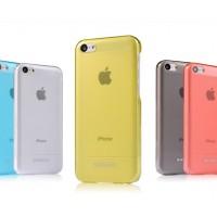 Пластиковый ультратонкий чехол для Iphone 5c
