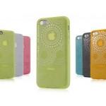 Силиконовый чехол серия Flower для Iphone 5c
