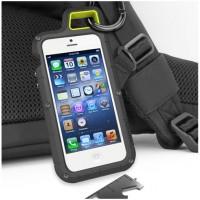 Экстремальный резиновый премиум чехол серия Mountain для Iphone 5s/SE