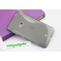 Силиконовый чехол S для Nokia Lumia 625 Черный