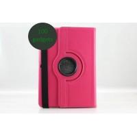 Чехол подставка роторный для Samsung Galaxy Tab Pro 10.1 Розовый