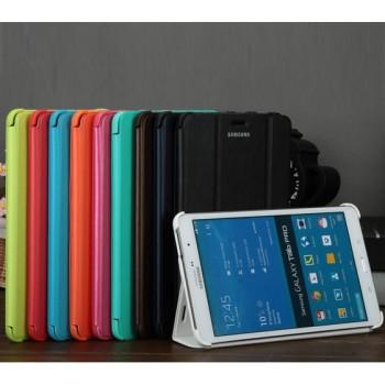 Чехол смарт флип подставка сегментарный серия Smart Cover для Samsung Galaxy Tab Pro 8.4