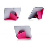 Чехол смарт флип подставка серия Origami для Samsung Galaxy Tab Pro 10.1 Розовый