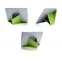 Чехол смарт флип подставка серия Origami для Samsung Galaxy Tab Pro 10.1 Зеленый