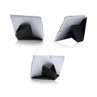 Чехол смарт флип подставка серия Origami для Samsung Galaxy Tab Pro 10.1 Черный
