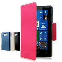 Чехол-флип с отделениями под карты для Nokia Lumia 820