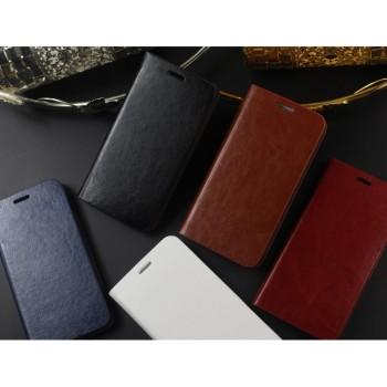 Тонкий чехол-портмоне для Samsung Galaxy S5