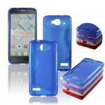 Силиконовый чехол S для Alcatel One Touch Idol Mini