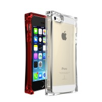 Эксклюзивный полимерный силипластик премиум чехол серия Ice trap со светорассеивающим эффектом и плоским основанием для Iphone 6