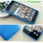 Силиконовый чехол для HTC Butterfly S