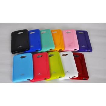 Силиконовый чехол премиум для HTC Butterfly S