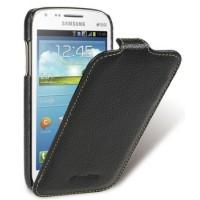 Кожаный чехол книжка для Samsung Galaxy Core