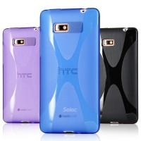 Силиконовый чехол X для HTC Desire 600