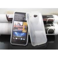 Силиконовый чехол X для HTC Desire 601 Белый