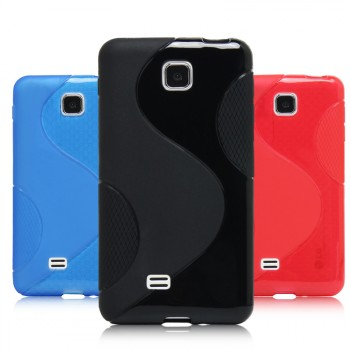 Силиконовый чехол S для LG Optimus F5
