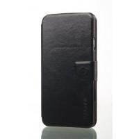 Чехол флип подставка для FLY IQ4404 SPARK Черный